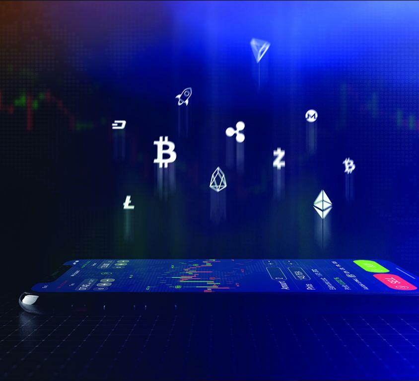 integration of crypto